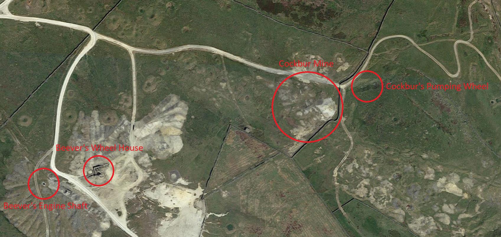 Cockbur Mine Overview